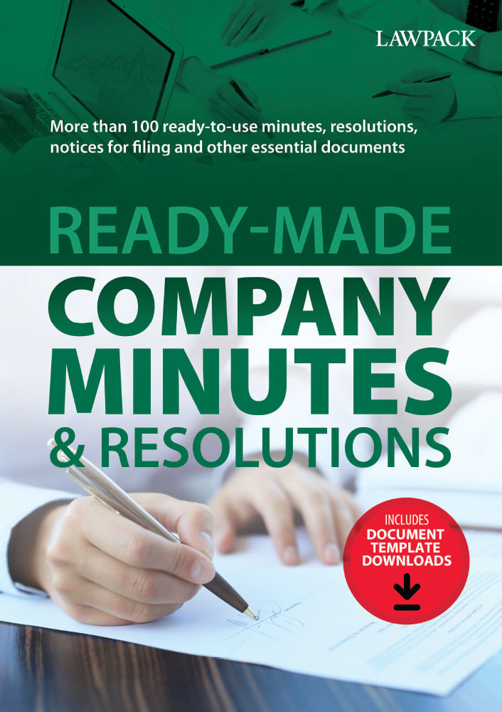 Ready-Made-Company-Minutes---Resolutions---Main