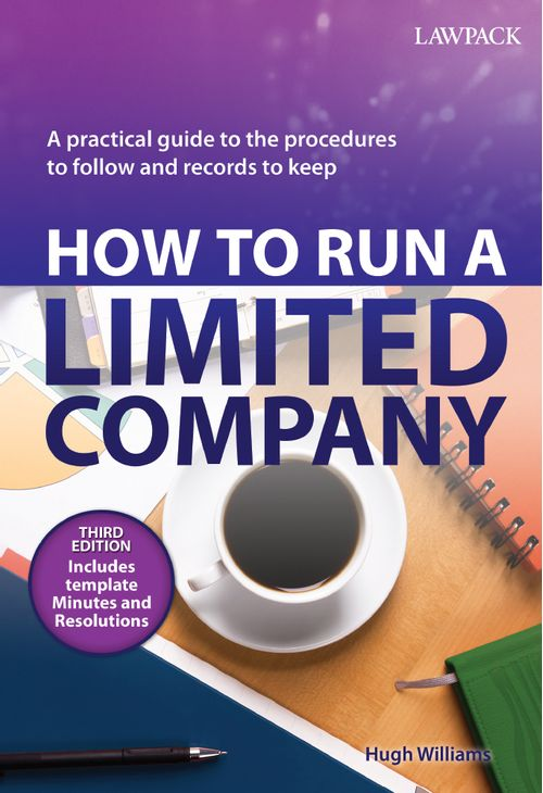 How to Run a Limited Company  Book and eBook