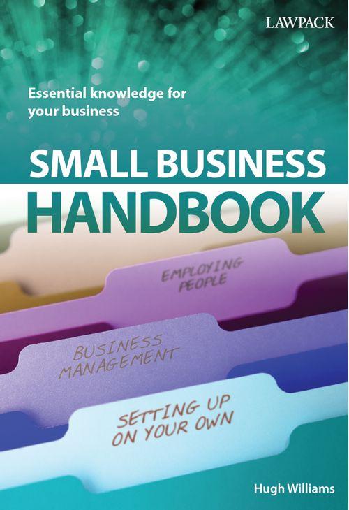 Small Business Handbook Book and eBook