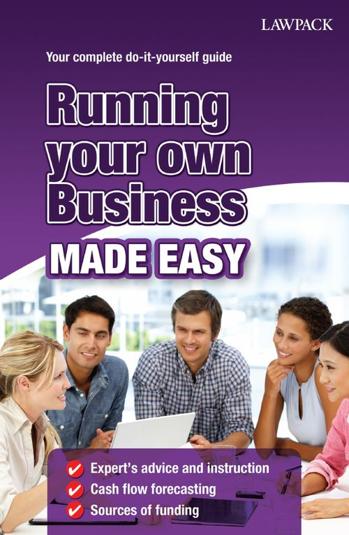 Running Your Own Business Made Easy Book and eBook