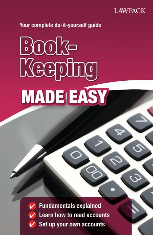 Book-Keeping Made Easy Book and eBook
