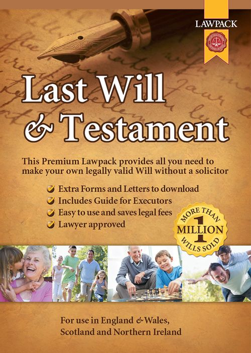 Last Will & Testament Premium