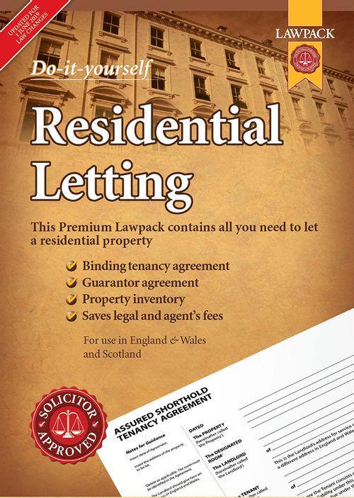 Premium Residential Letting