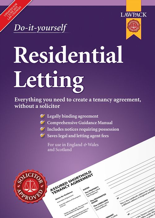 Residential Letting - Kit
