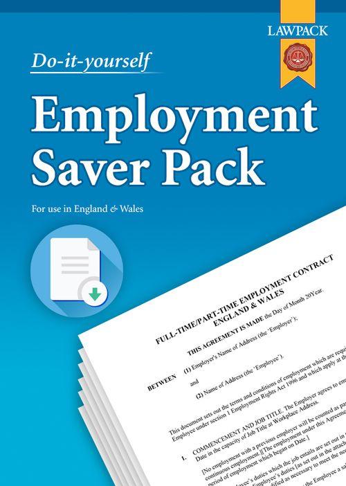 Employment Saver Pack