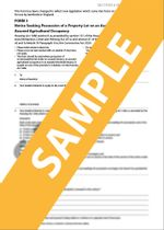 Section-8-Notice-to-End-Tenancy