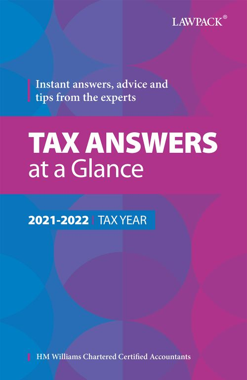 Tax Answers at a Glance 2021/22